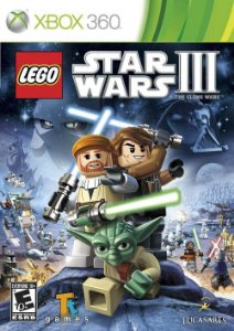 X360 Lego Star Wars III - The Clone Wars