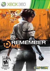 Remember-me - Xbox 360
