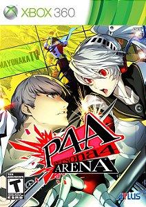 Persona 4: Arena - Xbox 360