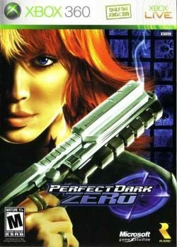 X360 Perfect Dark Zero - Collectors Edition