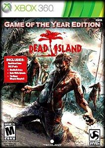 X360 Dead Island - Goty Edition