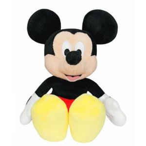 Pelúcia Mickey Bean Bag - Disney Long Jump