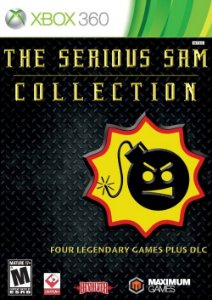 X360 Serious Sam Collection