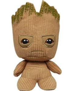 Groot Pelúcia Guardians of The Galaxy - Fabrikations Funko