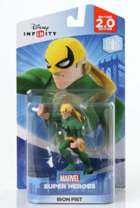 Iron Fist - Disney Infinity 2.0