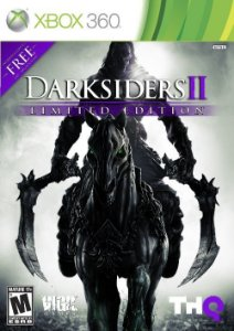 X360 Darksiders II - Limited Edition