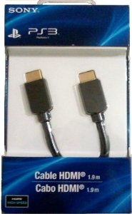 Cabo HDMI High Speed Sony PS3 1,9M