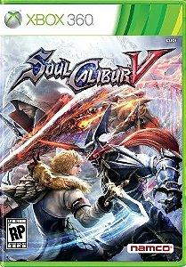 X360 Soul Calibur V