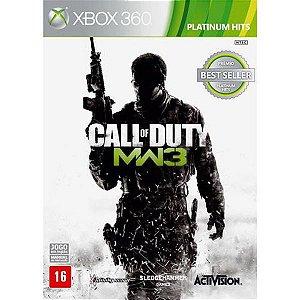 X360 Call of Duty - Modern Warfare 3