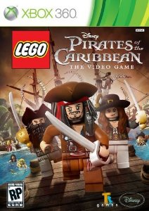 X360 Lego Pirates of the Caribbean