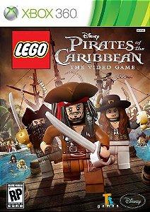 X360 Lego Pirates of the Caribbean