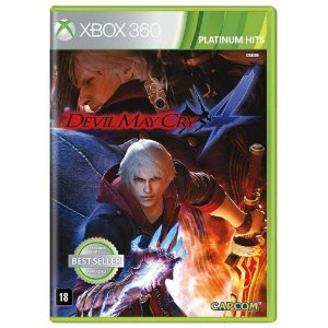 Devil May Cry 4 Hits - Xbox 360