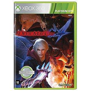Devil May Cry 4 Hits - Xbox 360