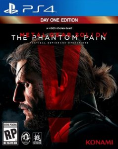 PS4 Metal Gear Solid V - The Phantom Pain