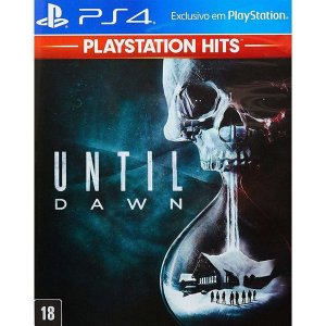 Until Dawn Hits - PS4