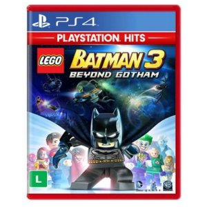 Lego Batman 3: Beyond Gotham Hits - PS4