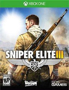 XONE Sniper Elite III