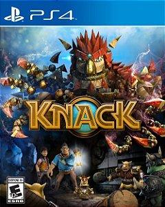 PS4 Knack