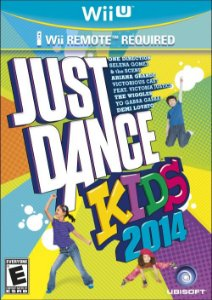 Just Dance Kids 2014 - Wii U