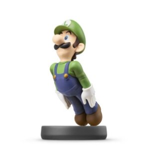 Luigi Amiibo: Super Smash Bros - Switch/WiiU