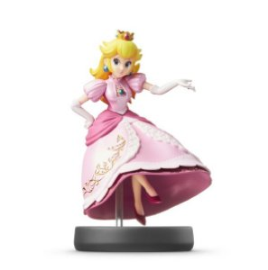 Peach Amiibo: Super Smash Bros - Switch/WiiU