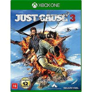 Just Cause 3 - Xbox One (usado)