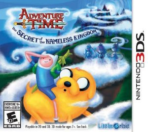 Adventure Time: The Secret of The Nameless Kingdom - 3DS