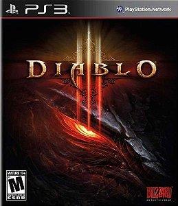 PS3 Diablo III (Jogo em Inglês)