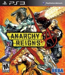 PS3 Anarchy Reigns