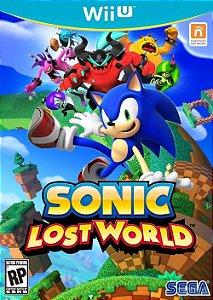 Sonic: Lost World - Wii U