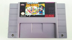 SNES Super Mario All Stars (usado)