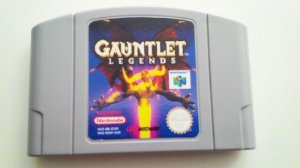 GAUNTLET LEGENDS USADO (N64)