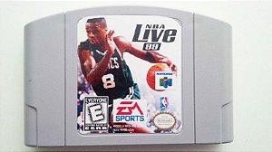 NBA Live 99 - N64 Relabel (usado)