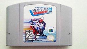 N64 Wayne Gretzky´s 98 3D Hockey (usado)