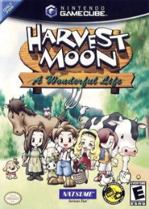 GC Harvest Moon - A Wonderful Life (usado)