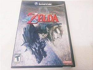 The Legend of Zelda: Twilight Princess - Gamecube (usado)