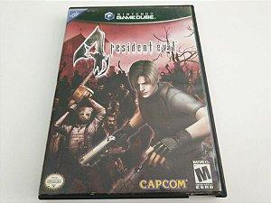 Resident Evil 4 - Gamecube (usado)