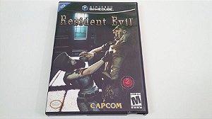 Resident Evil - Gamecube (usado)