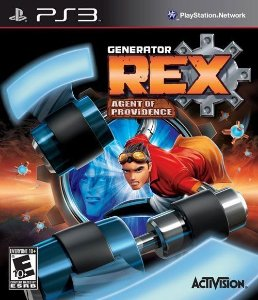 Generator Rex: Agent of Providence - PS3 (usado)