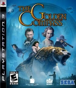 PS3 The Golden Compass (usado)