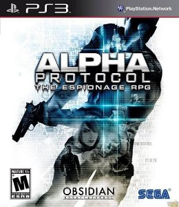 Alpha Protocol: The Espionage RPG - PS3 (usado)