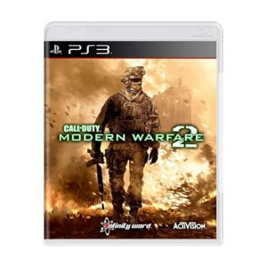 Call of Duty: Modern Warfare 2 - PS3 (usado)