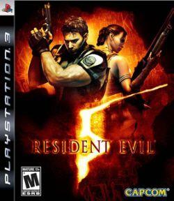 Resident Evil 5 - PS3 (usado)