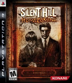 Silent Hill: Home Coming - PS3 (usado)