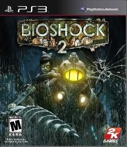 Bioshock 2 - PS3 (usado)