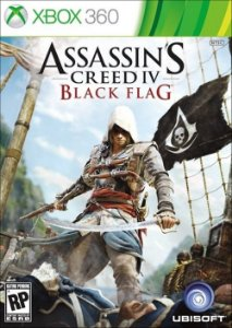 Assassin´s Creed IV: Black Flag - Xbox 360 (usado)