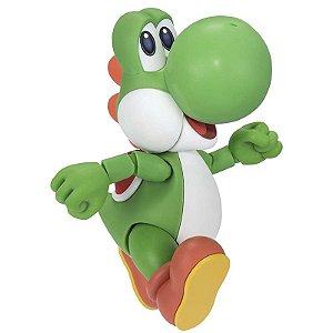 Yoshi: Super Mario Bros - S.H.Figuarts Bandai