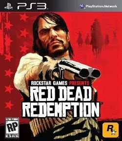 Red Dead Redemption - PS3 (usado)