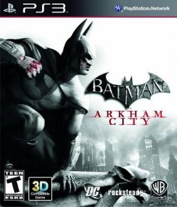 Batman: Arkham City - PS3 (usado)