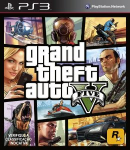 GTA V - PS3 (usado)